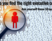 Effective executive coaching